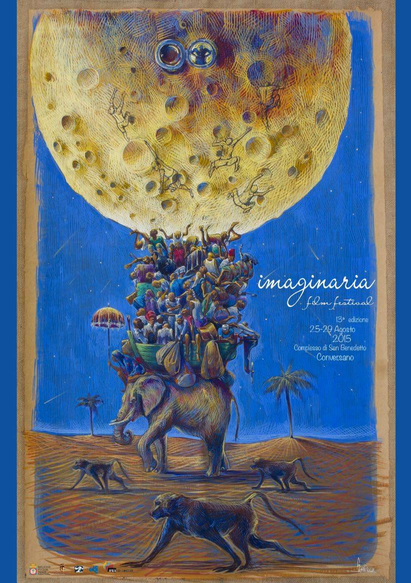 Climbing Up The Moon_Imaginaria 2015