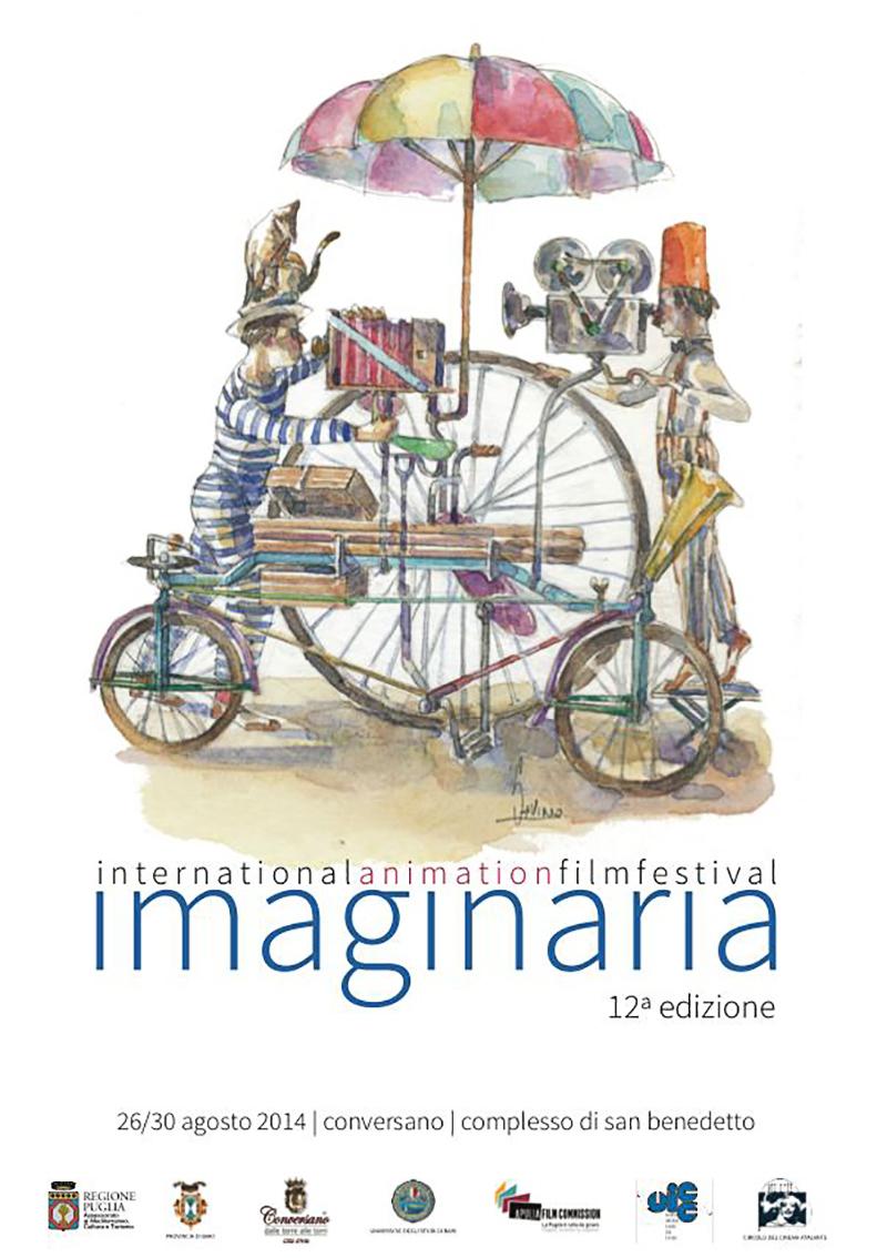 Il Triciclo di CineAnimazione_Imaginaria 2014